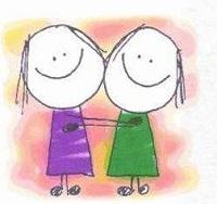 Risultati immagini per due amiche per sempre