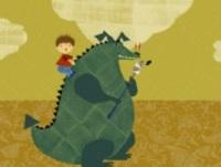 bambino-drago