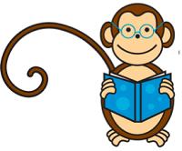 scimmietta-scrittrice
