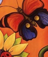 farfalla-coccinella